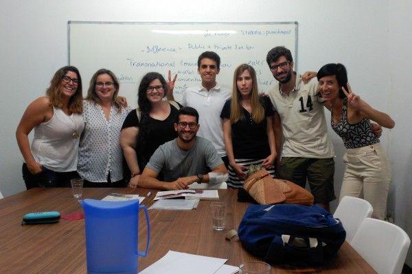 Grupo de ILEC Málaga 2016