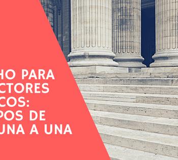 Derecho para traductores jurídicos. Legislación delegada