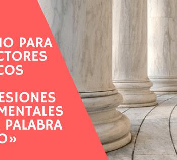 Derecho para traducción jurídica. Expresiones con la palabra delito