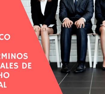 Inglés jurídico: expresiones de derecho laboral