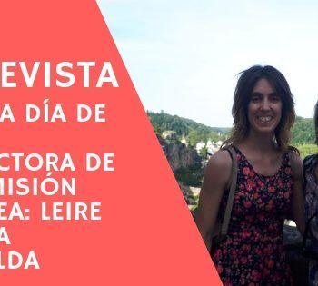 Entrevista a una traductora de la Comisión Europea