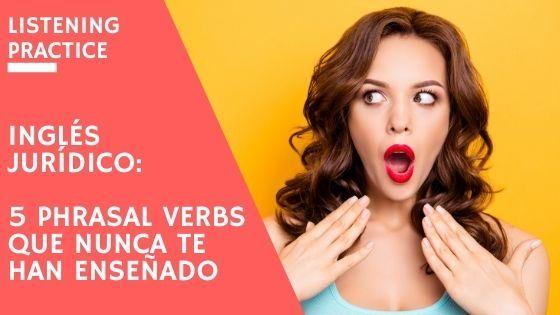 5 phrasal verbs que nunca te han enseñado
