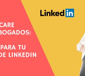 LinkedIn para abogados en inglés