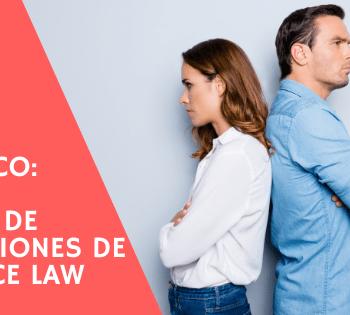Inglés para abogados de familia