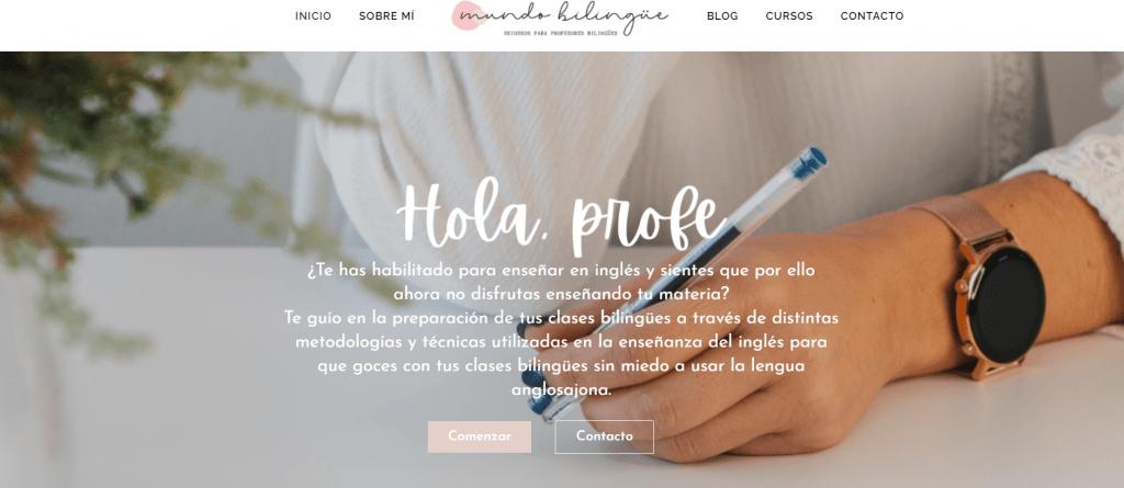 mundo bilingüe