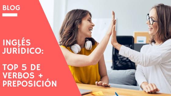 5 verbos y sus preposiciones